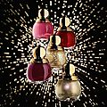 Vernis diorific - state of gold - gris or - secret - passion - mystère - edition limitée noël 2015 - dior