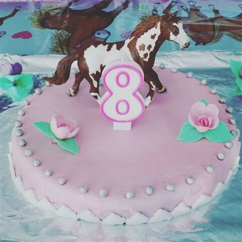Birthday cake ©Kid Friendly