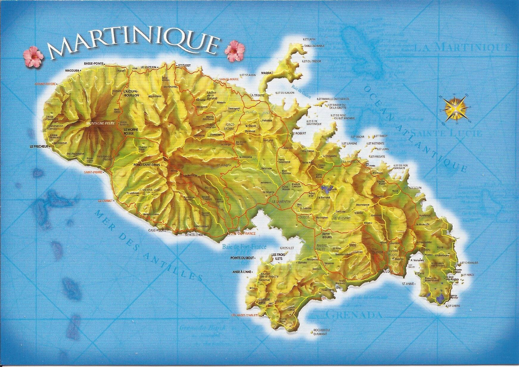 972 martinique''''''