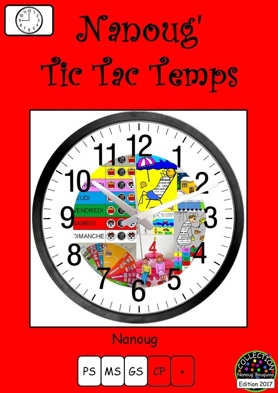 27-COUVERTURE TIC TAC TEMPS EDITION 2017