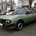Alfa romeo alfasud ti 1.5-1982