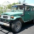 TOYOTA Land Cruiser Diesel 2door Station Wagon Saint Paul (1)
