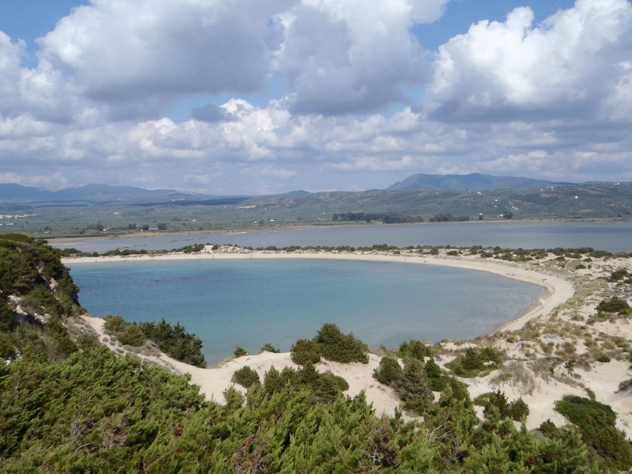 grece plage de voidokilia 4