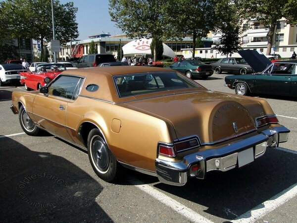 lincoln continental mark IV 1974 1976 4