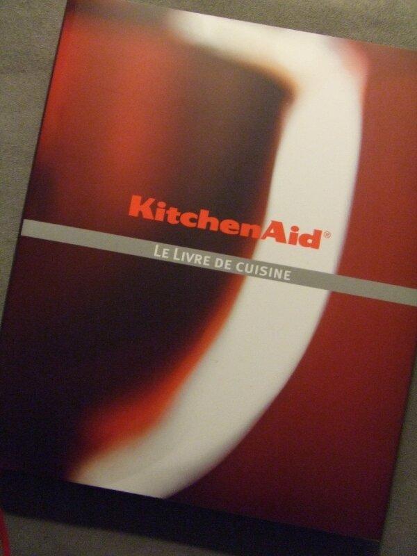KitchenAid, Le Livre de Cuisine