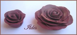 fimo roses 2