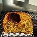 Cake moelleux à l'orange