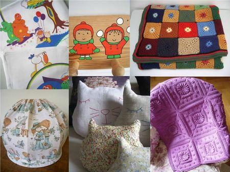 Noel2012 - Accessoires et Textile