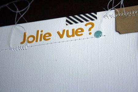 Jolie vue détail 3