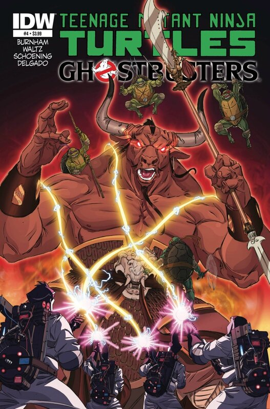 IDW TMNT ghostbusters 04