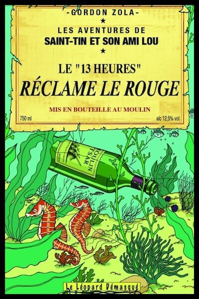 le 13 heures reclame le rouge