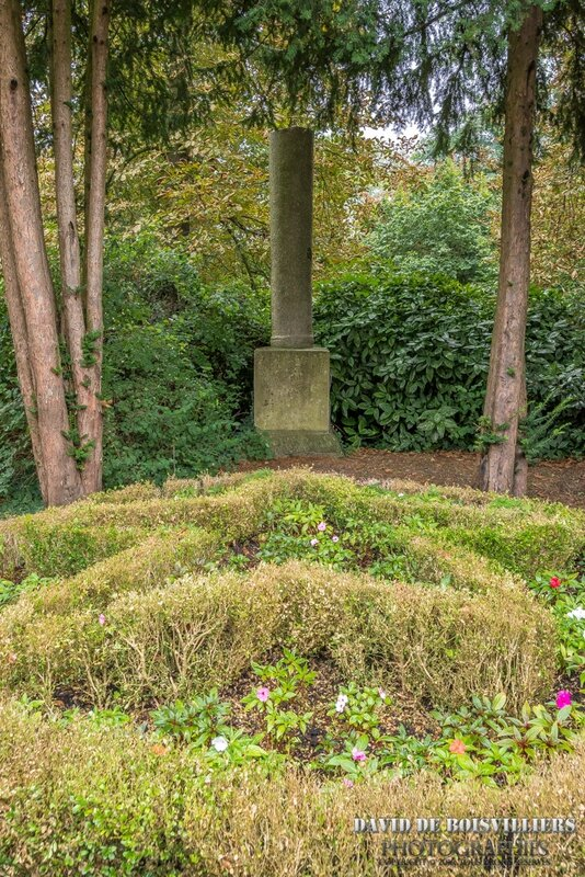 Tombe de Camille Flammarion - Jusisy-Sur-Orge
