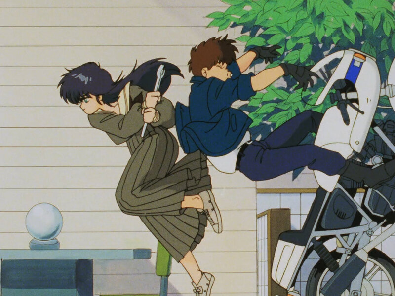 Canalblog Japon Anime Kimagure Orange Road Violence Episode48 04