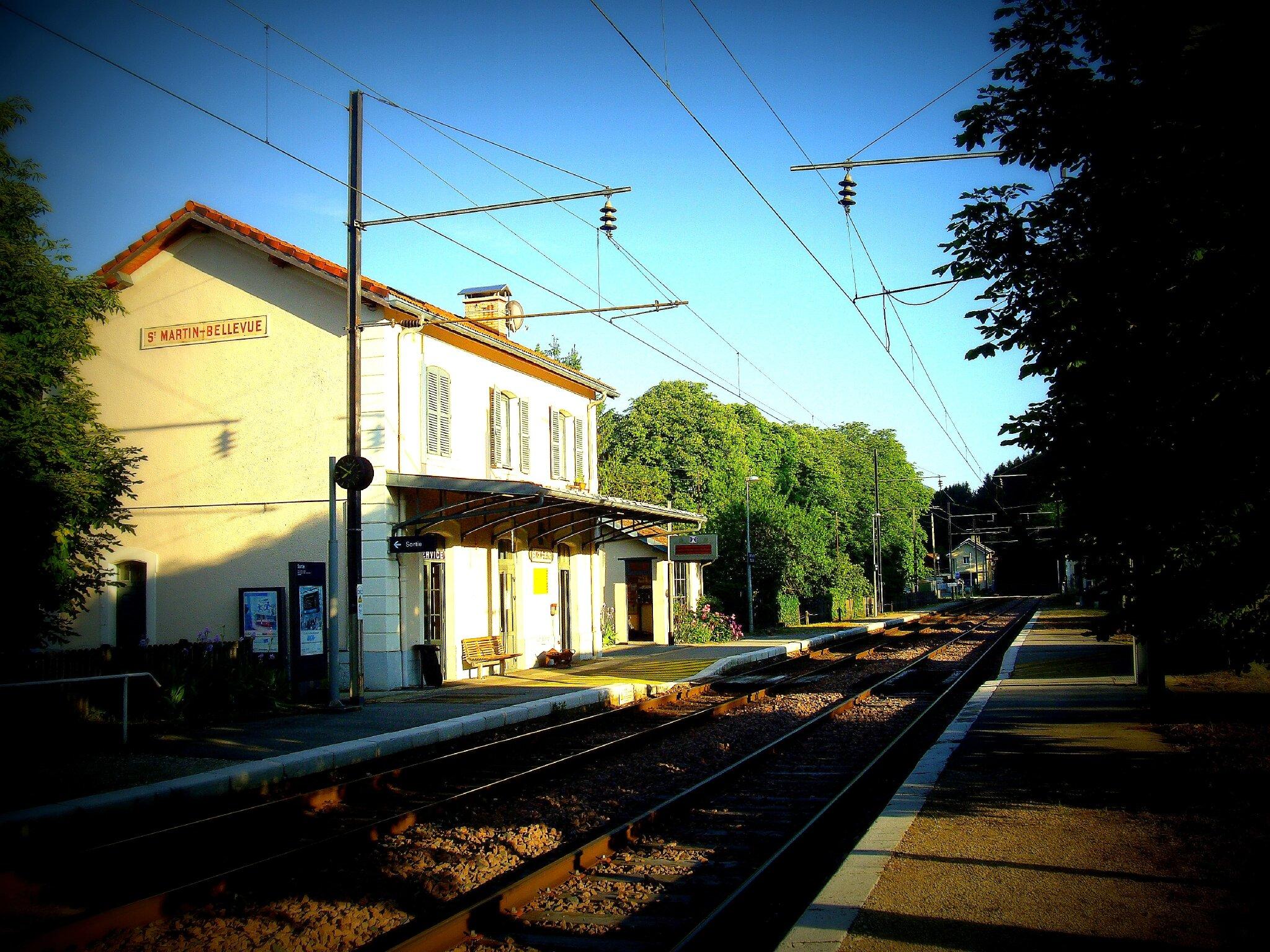 Saint-Martin Bellevue (Haute-Savoie - 74)