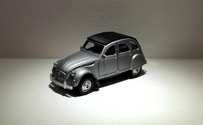 Citroen 2CV (Welly)
