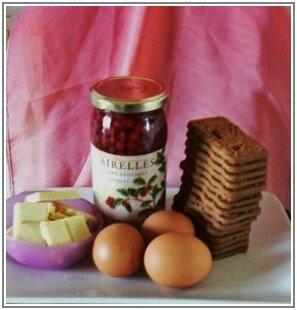 Gourmandises d'airelles au chocolat blanc 2
