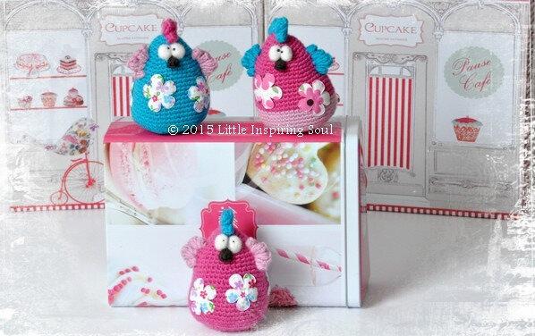 free crochet pattern little inspiring soul