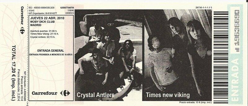 2010 04 Crystal Antlers Billet