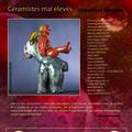 Musée de l'erotisme ,invitation