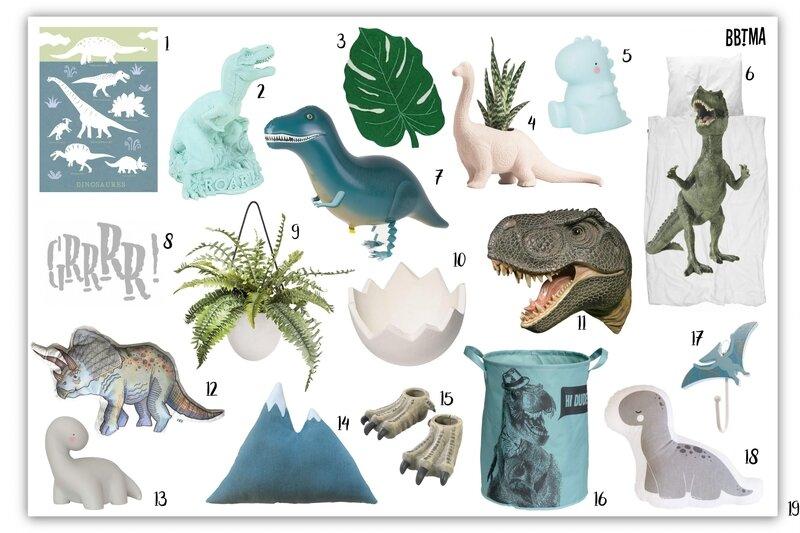 deco-decoration-kids-kidsroom-chambre-enfant-dinosaure-dino-fougere-affiche-objet-veilleuse-coussin-panier-linge-lit-housse-couette-ballon-trophee-bbtma-blog-maman-selection