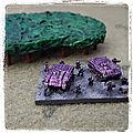 Ground commander - forêt crémeuse