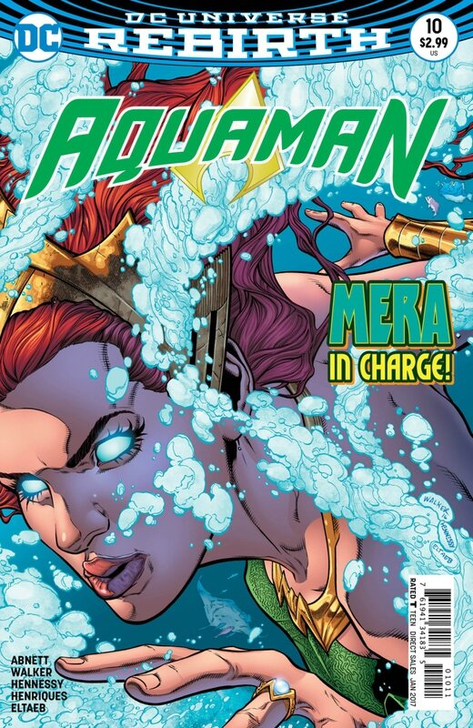 rebirth aquaman 10