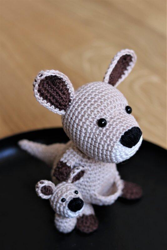 Kassidy kangourou 3
