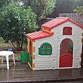 La cabane au fond du jardin