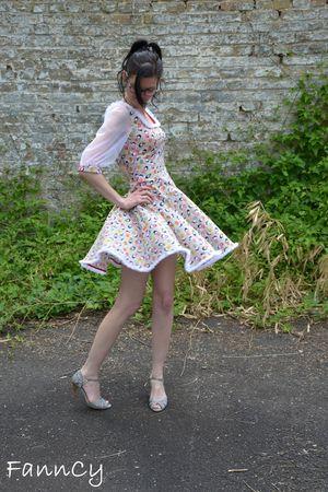 Une robe Kawaii (RoxX)