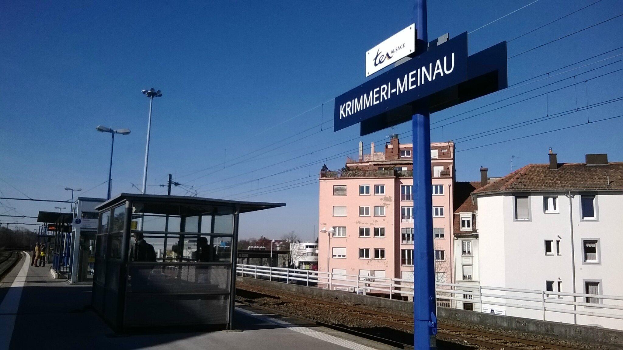 Krimmeri-Meinau (Bas-Rhin - 67) Quais