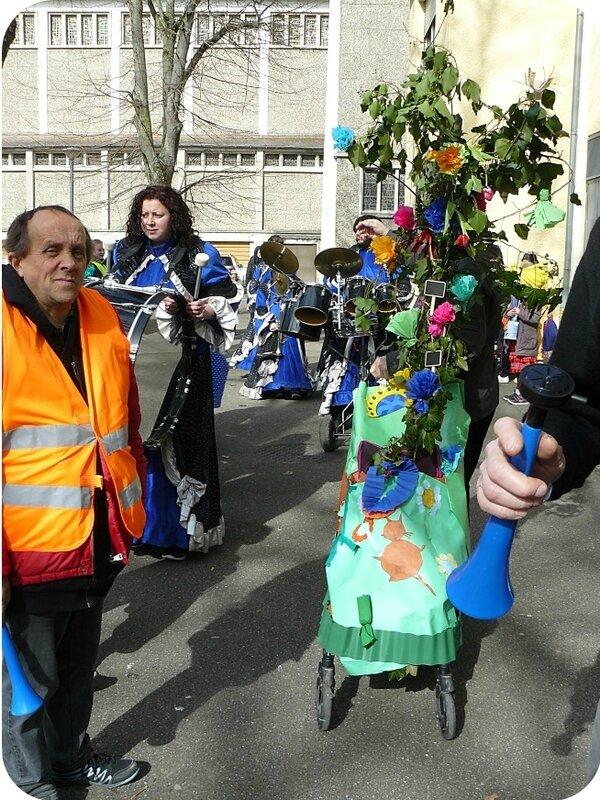 Quartier Drouot - Carnaval 12