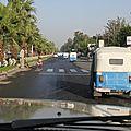 la ville d'Awassa
