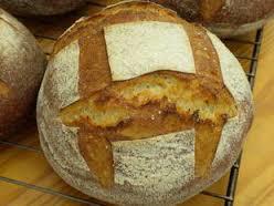 pain au levain rapide