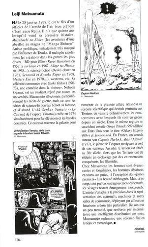 CanalBlog Livres Univers Mangas10