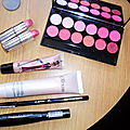 Mes essais make-up