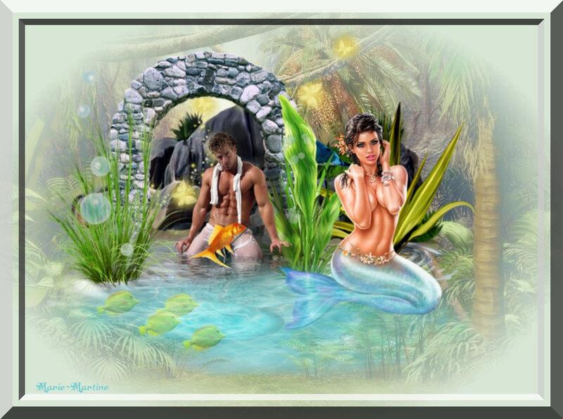 couple sirene