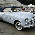 Chevrolet styleline deluxe convertible-1952