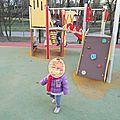 Mercredi au parc