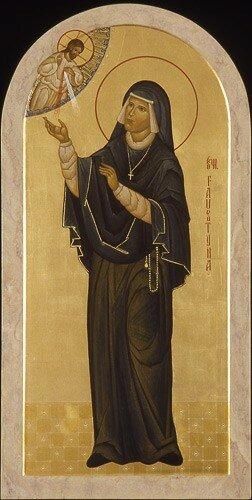 Sainte Faustine Kowalsaka 2