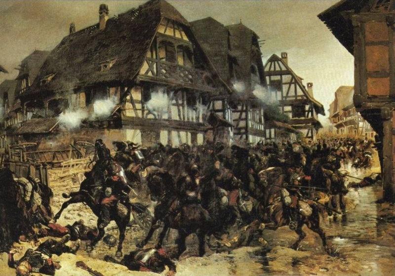 charge-des-cuirassiers-Reichshoffen