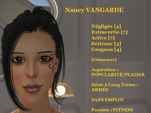 Nancy VANGARDE