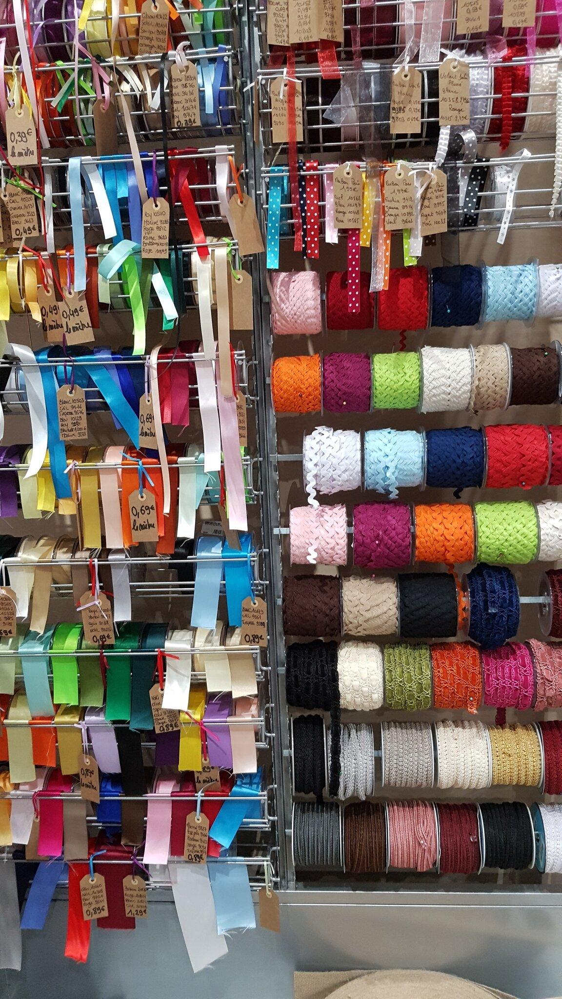 Magasin De Tissus Salon De Provence les bonnes adresses couture & tricot de marseille et aix en