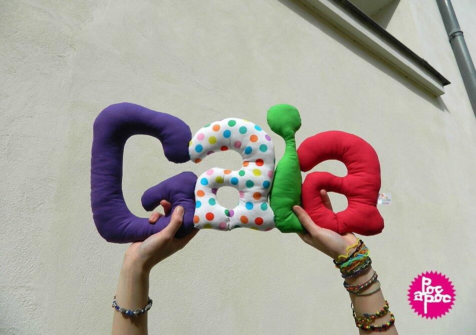Gaia prenom décoratif chambre enfant poc a poc blog