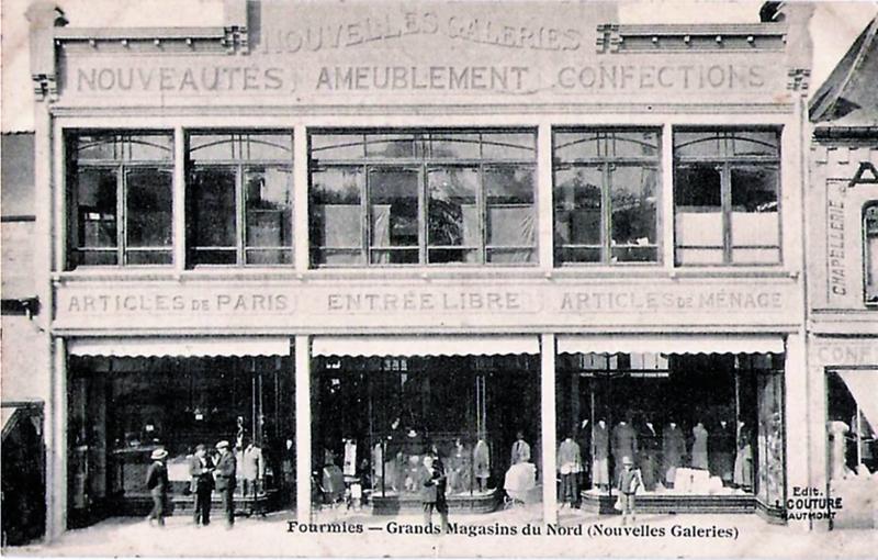 FOURMIES-Nouvelles Galeries (3)