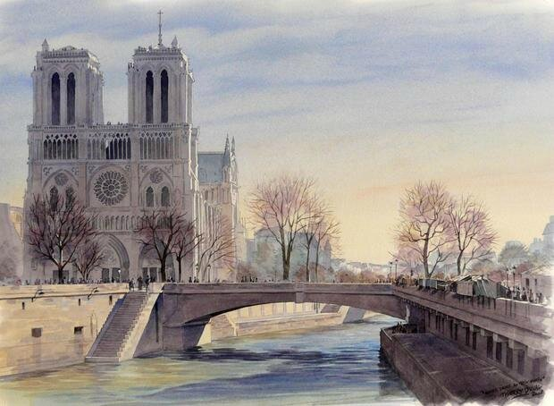 Thierry Duval Notre-Dame_oeuvre_grand