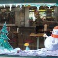 vitrine du Bar Tabac Restaurant