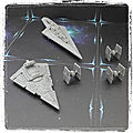 Fleet commander - exemples de flottes star wars