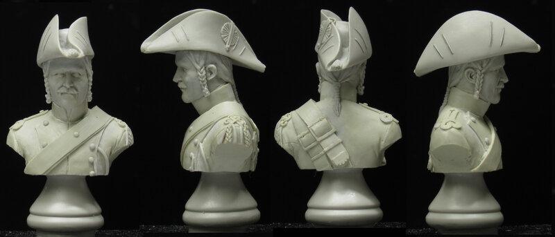 buste guide Bonaparte fin 2