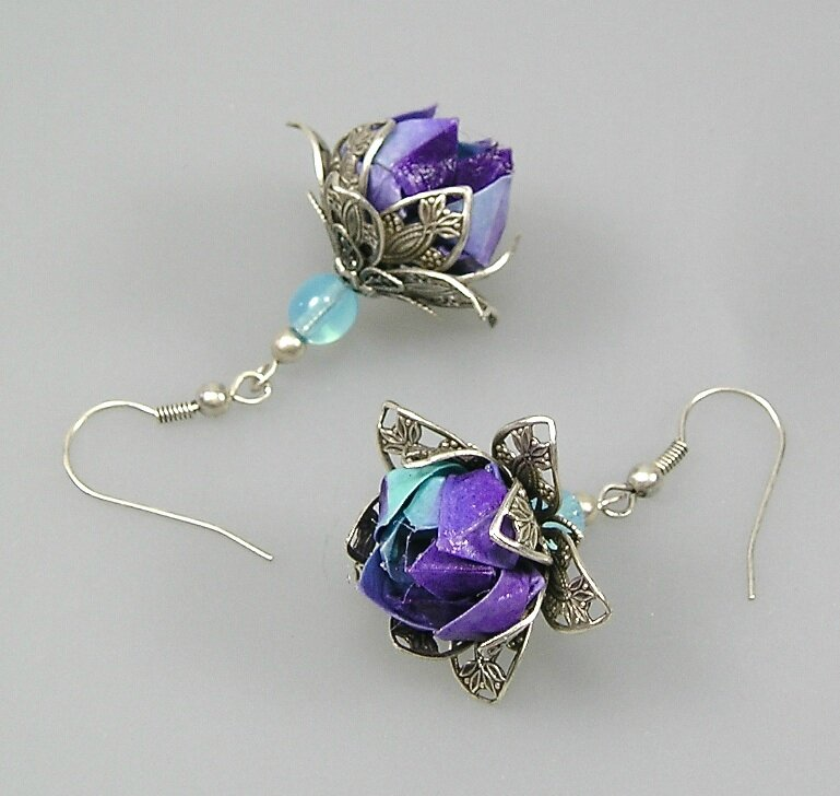 BO Pivoine bleu violet V2