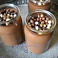 Petits pots de crème au chocolat de jamie oliver